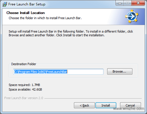 freelaunchbar软件截图