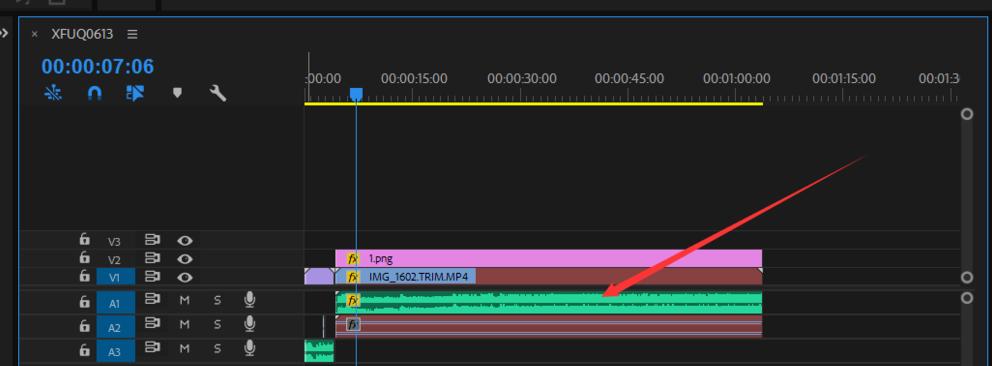 教你用premiere调节视频音量,分分钟完成
