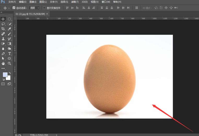 如何制作图片完美嵌入效果?PS帮你实现