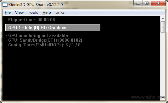GPU Shark软件截图
