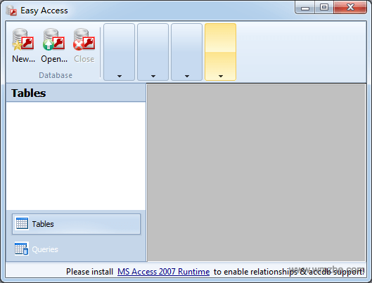 Easy Access软件截图