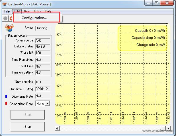 BatteryMon软件截图