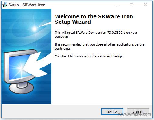 谷歌瀏覽器安全版(SRWare Iron)軟件截圖