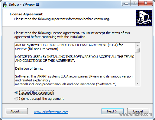 SPview 3软件截图
