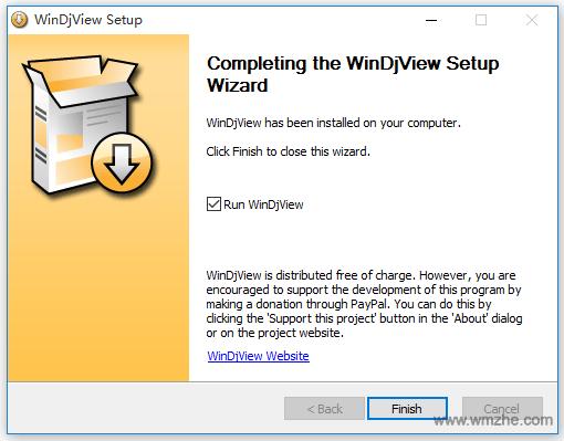 WinDjView软件截图