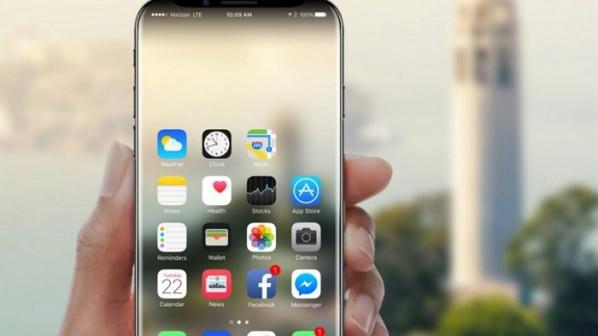 苹果官方:iPhone8外形配置已确认,将配备3D镜头或支持人脸识别