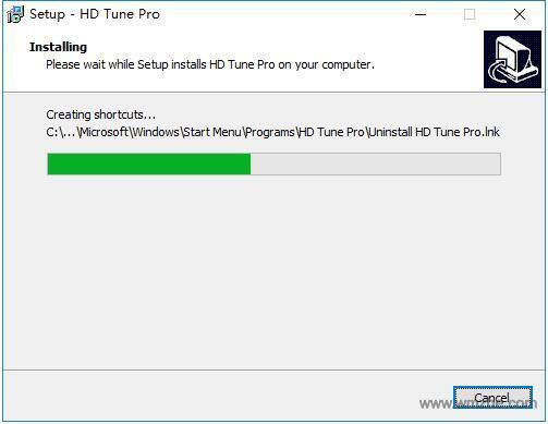 HD Tune Pro软件截图