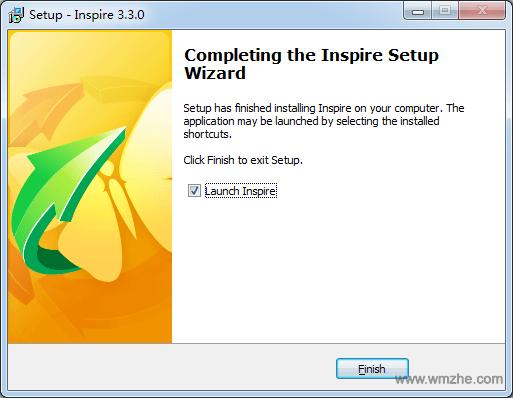 Inspire软件截图