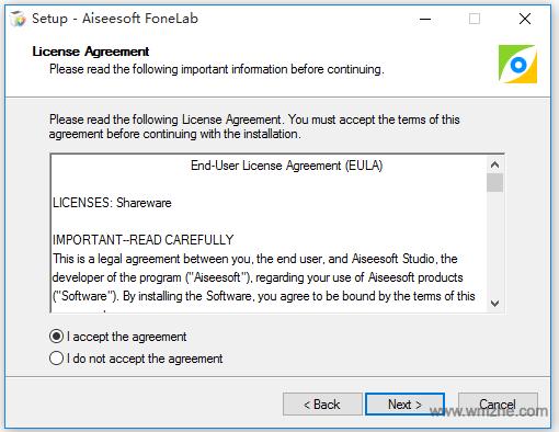 苹果数据恢复软件(彩投彩票,Aiseesoft FoneLab)软件截图