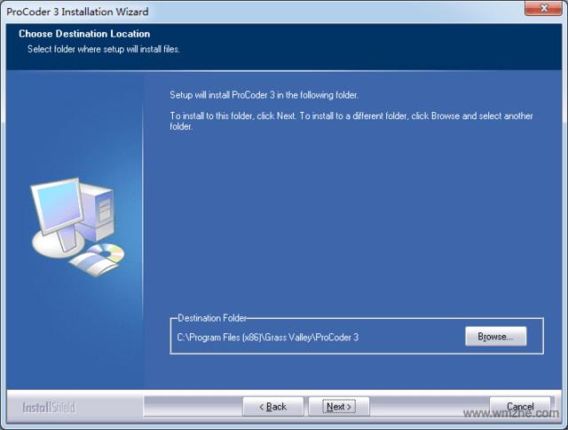 procoder3(视频转换器)软件截图