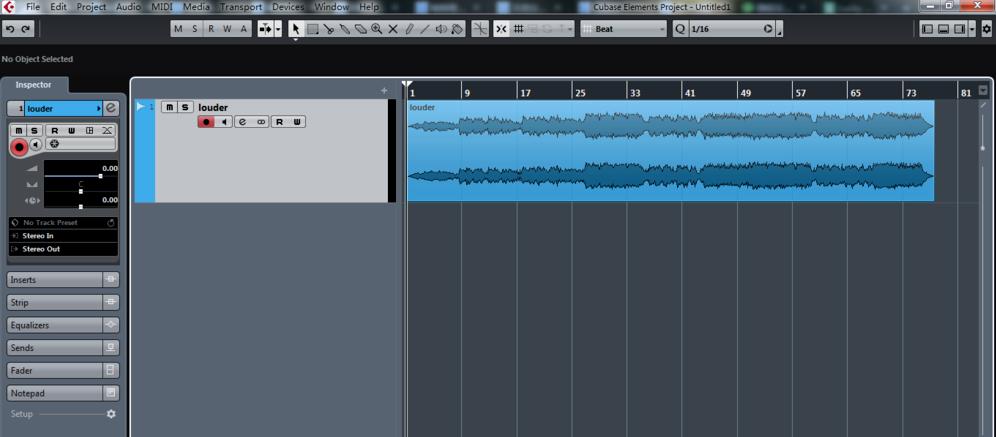 如何利用Cubase进行音频变调处理?Cubase升高音频音调方法分享
