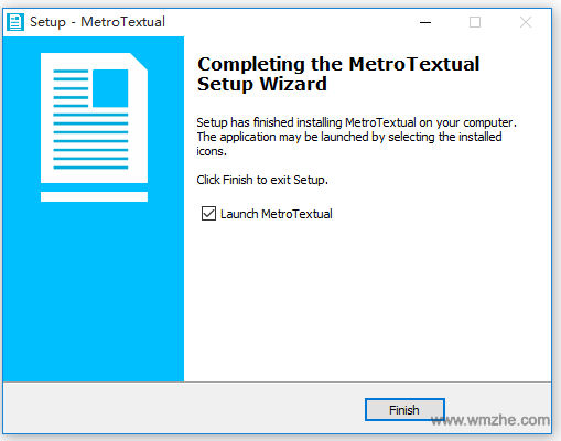 Metro风格文字编辑器MetroTextual软件截图