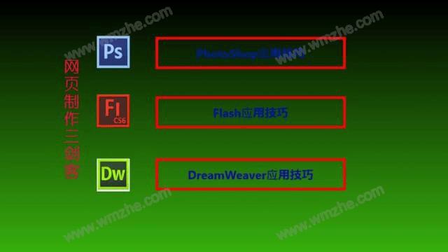 网页三剑客软件下载_网页设计软件哪个好?5款网页设计软件对比_完美教程资讯