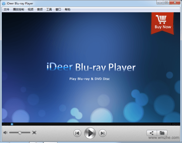 iDeer Blu-ray Player软件截图