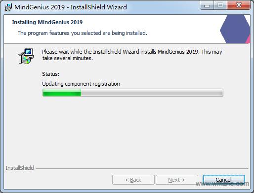 MindGenius软件截图