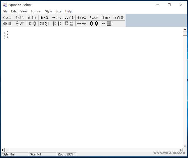 公式编辑器软件截图