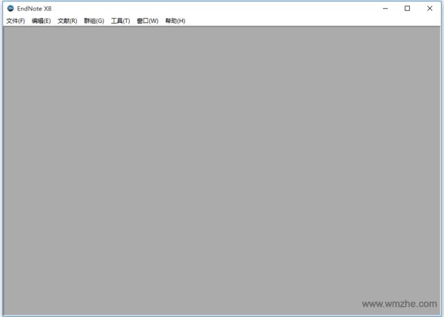 EndNote X8软件截图