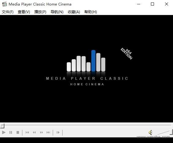 MPC-HC软件截图