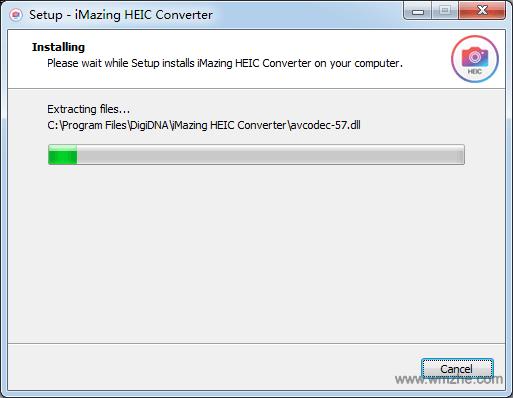 iMazing HEIC Convert软件截图