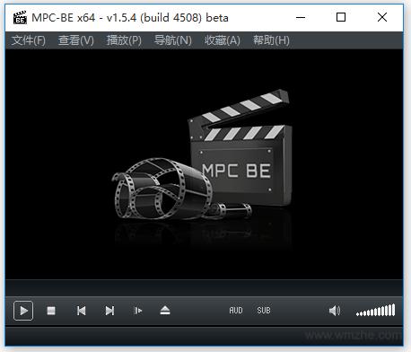简洁的媒体播放器 MPCBE软件截图