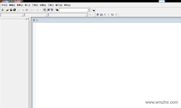Microsoft Visual C++软件截图