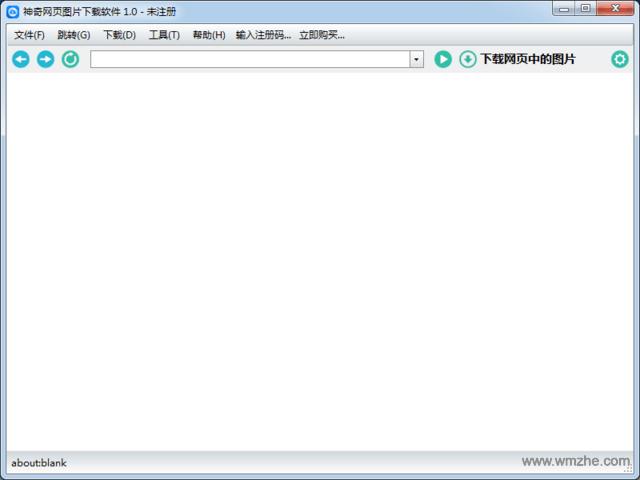 神奇网页图片下载软件软件截图