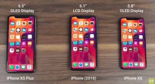 新款iPhone XS/XR/XS Max价格性能一览,了解下再剁手