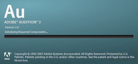 Adobe Audition软件截图