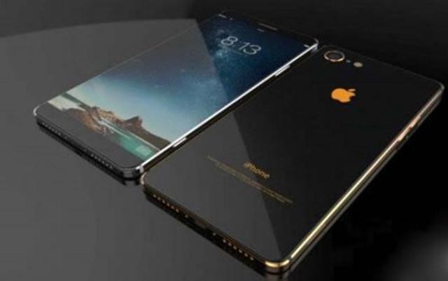 苹果iPhone8采用隐藏式Home键 或回归iPhone4造型