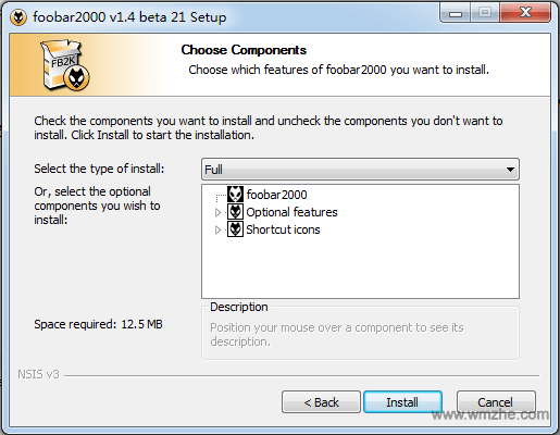 Foobar2000 汉化版软件截图