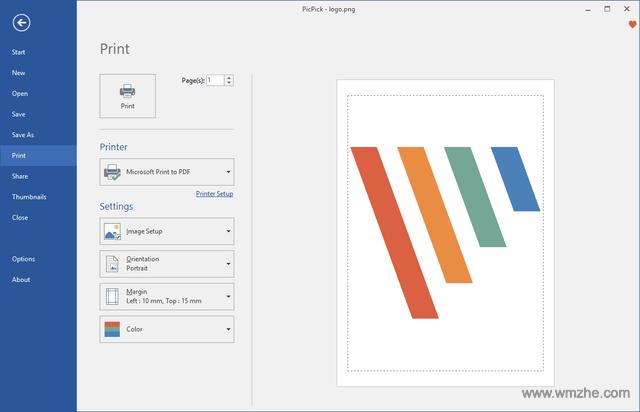 PicPick软件截图
