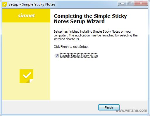 Simple Sticky Notes软件截图