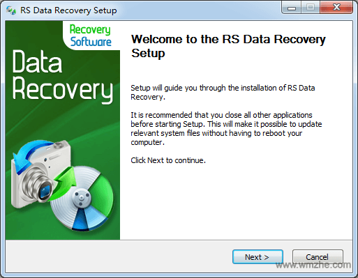 RS Data Recovery软件截图