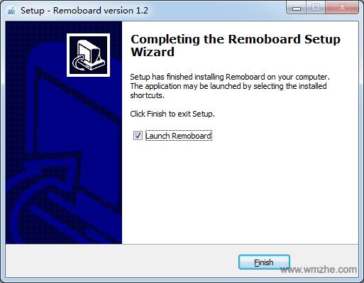 Remoboard软件截图