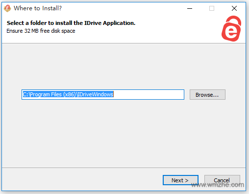 文件备份及恢复软件IDrive Classic软件截图