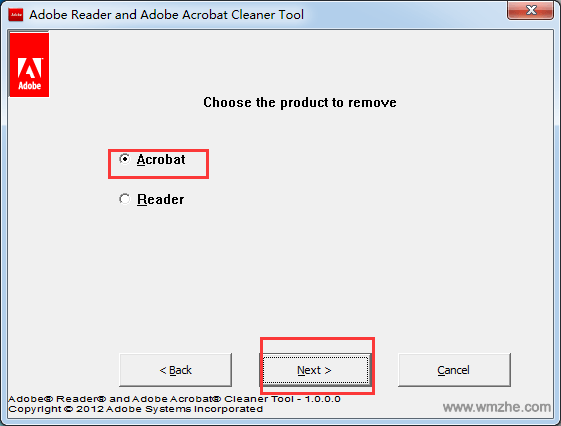 AdbeArCleaner软件截图