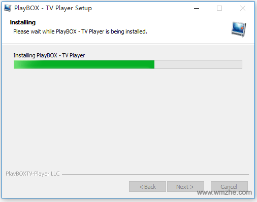 PlayBOX TV Player软件截图