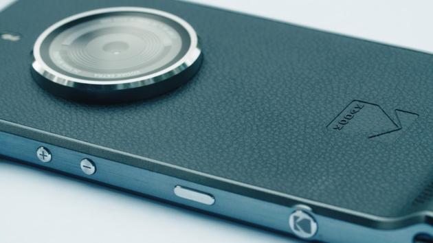 专为拍照而生!柯达手机曝光:Kodak Ektra12月9日开卖