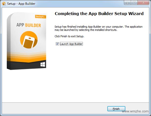 App Builder软件截图
