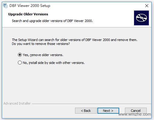 DBF Viewer软件截图