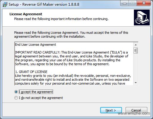 Reverse GIF Maker软件截图