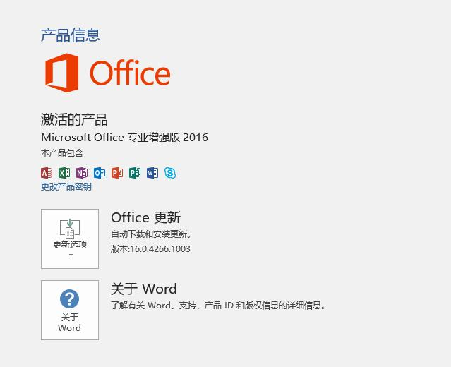 技巧 查看Office软件是否永久激活以及过期时间