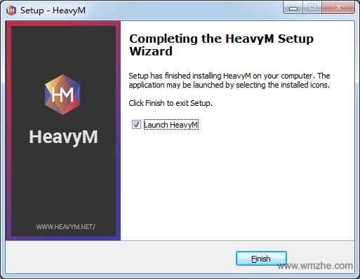 HeavyM Live软件截图