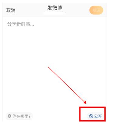 """微博分享范围可设置""""仅粉丝可见"""",安卓用户首尝鲜!"""