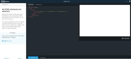 零基础入门编程不是难事,Codecademy—简单易学的互动编程学习网站