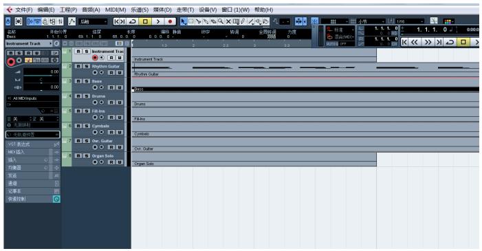 如何使用Cubase调整音频音色?Cubase转换音色方法介绍