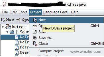 DrJava软件截图