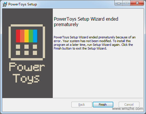 Win10 Power Toys软件截图