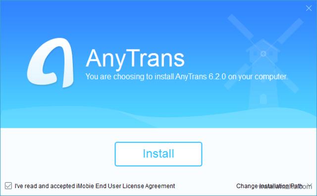 AnyTrans软件截图