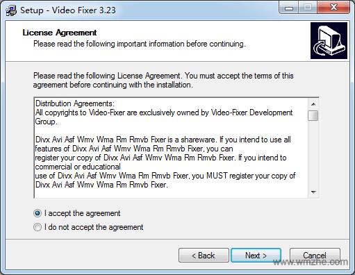视频修复小助手(FIXVIDEO)软件截图